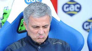 Jose Mourinho was disappointed to leave Maribor with only a point