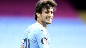 David Silva has played his final game for Manchester City (Peter Powell/PA)