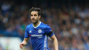 Chelsea midfielder Cesc Fabregas is wary of Tottenham in the Premier League run-in