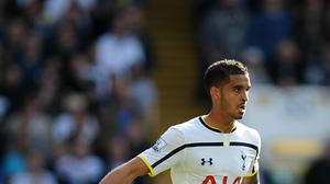 Tottenham's Kyle Naughton will serve a two-match ban after losing his appeal against his red card against Stoke