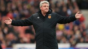 Steve Bruce has a new three-year deal in place with Hull