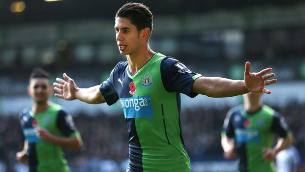 Ayoze Perez has been in excellent form of late