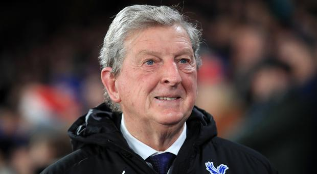 Crystal Palace manager Roy Hodgson backed Nigel Pearson to revive Watford's fortunes (Adam Davy/PA).