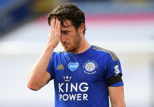 Ben Chilwell is absent from the Bournemouth game with a foot injury (Michael Regan/PA)