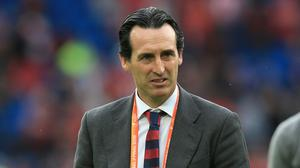 12: In-demand PSG manager Unai Emery is said to earn £5million each year