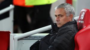 Manchester United manager Jose Mourinho was unrepentant about his tactics at Anfield.