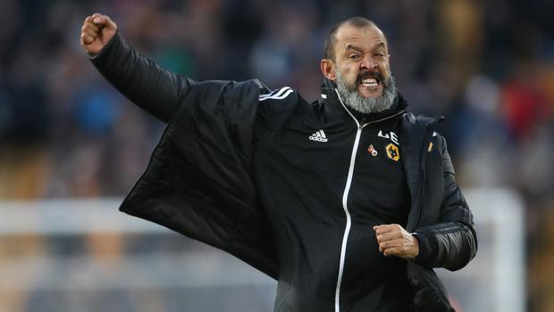 Wolves manager Nuno Espirito Santo, who has been linked to Arsenal (Nick Potts/PA)