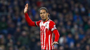 """Southampton manager Mauricio Pellegrino says """"everything is normal"""" with Virgil van Dijk, who is back in training after handing in a transfer request at the start of the season"""