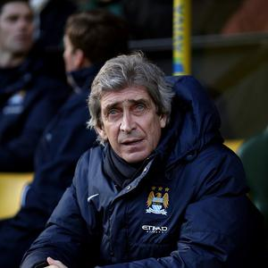 Manchester City's Manager Manuel Pellegrini has refused to continue his war of words with Jose Mourinho