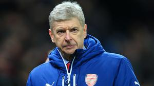Arsenal manager Arsene Wenger conceded his side were too soft against Stoke