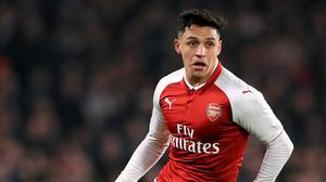 Arsenal forward Alexis Sanchez is a reported target for both Manchester City and Manchester United this month