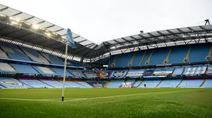 Manchester City will be competing in the Champions League next season (Michael Regan/NMC Pool)