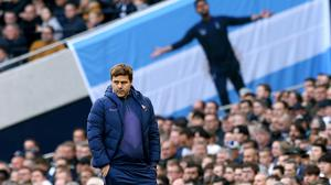 Mauricio Pochettino has a strong bond with Spurs fans (PA)
