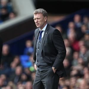 David Moyes wants to see Everton score more goals