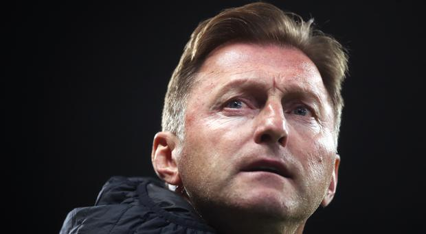 Southampton manager Ralph Hasenhuttl is confident his side can claim their first home win of the season (Nick Potts/PA)