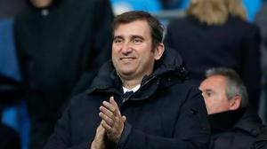 "Manchester City chief executive Ferran Soriano says the investigation into his club was ""flawed"" (Martin Rickett/PA)"