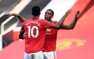 Ole Gunnar Solskjaer wants to strengthen his attacking options (Michael Regan/NMC Pool)