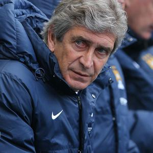 Manuel Pellegrini's side are currently third in the table
