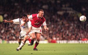 Lee Dixon helped Arsenal to four league titles (Louisa Buller/PA)