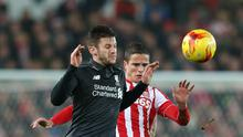 Adam Lallana insists manager Jurgen Klopp's training sessions are not to blame for their current injury crisis.