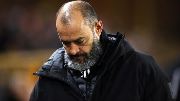 Wolves boss Nuno Espirito Santo will hope the forthcoming winter break will help his players recharge their batteries (Nick Potts/PA)