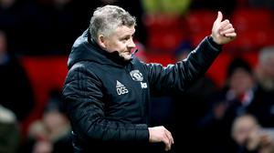 Ole Gunnar Solskjaer has the club's backing (Martin Rickett/PA)