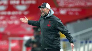 Liverpool manager Jurgen Klopp wants his players to be more resilient (Peter Byrne/PA)