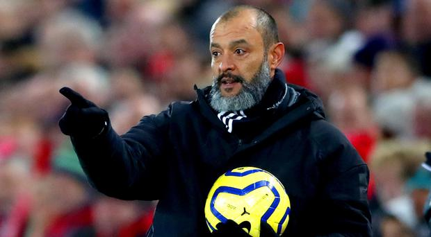 Wolves manager Nuno Espirito Santo wants to bring in players who will add something different (Nick Potts/PA)
