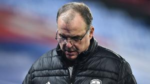 Marcelo Bielsa's side have conceded 17 goals in eight Premier League matches (Glyn Kirk/PA)