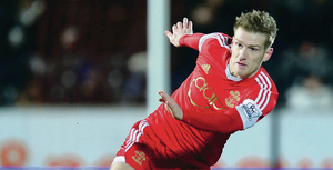 Smooth progress: Steven Davis has been in awesome form for Southampton
