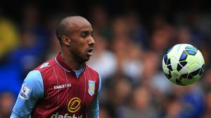 Aston Villa have appealed Fabian Delph's red card against Sunderland