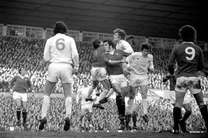 McQueen was part of Leeds' famous squad of the 1970s (PA)