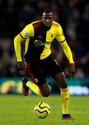 Watford reportedly turned down an initial bid from Everton for Abdoulaye Doucoure (Adam Davy/PA)
