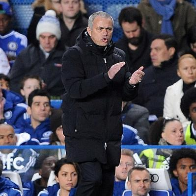 Jose Mourinho's Chelsea will be top of the Premier League at Christmas if they beat Arsenal next Monday