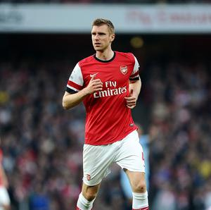 Per Mertesacker's Arsenal are on the verge of securing a top-four finish
