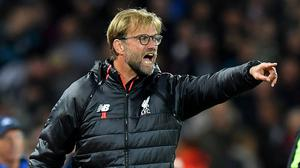 Jurgen Klopp's Liverpool side secured a 2-1 victory over West Brom on Saturday