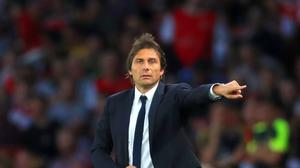 "Chelsea head coach Antonio Conte believes the clash with Jose Mourinho's Manchester United comes ""at the right moment"""