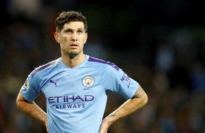 John Stones is not expected to be available at Stamford Bridge (Martin Rickett/PA)