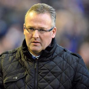 Paul Lambert, pictured, has praised Aston Villa owner Randy Lerner