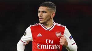 Lucas Torreira is unlikely to play for Arsenal again this season. (John Walton/PA)
