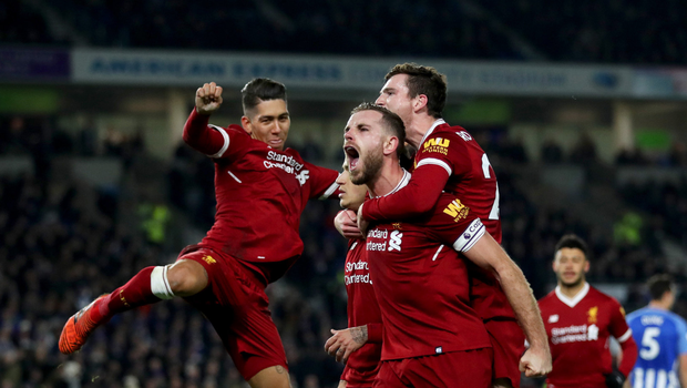 Fired up: Jordan Henderson believes past experiences can inspire Liverpool in the Champions League final