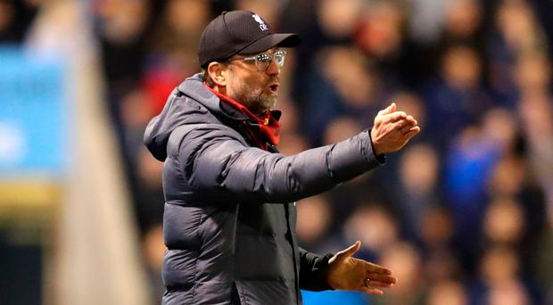 Liverpool throw away two-goal lead for FA Cup shock draw