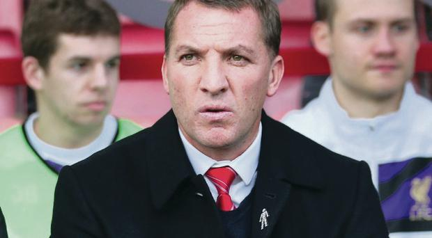 Liverpool manager Brendan Rodgers continues to impress