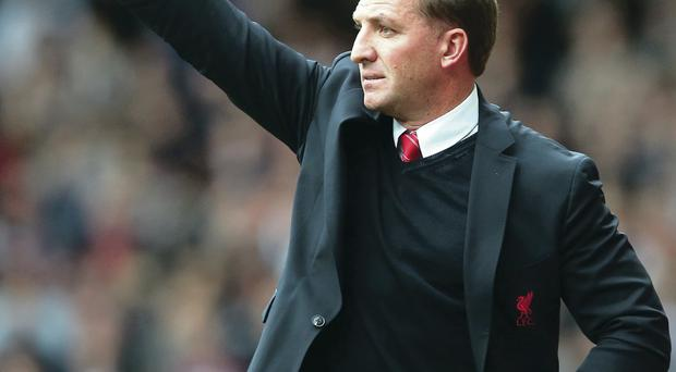 Brendan Rodgers hopes Liverpool can have the last laugh