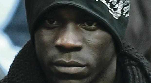 Big move: Mario Balotelli has joined Liverpool for £16m