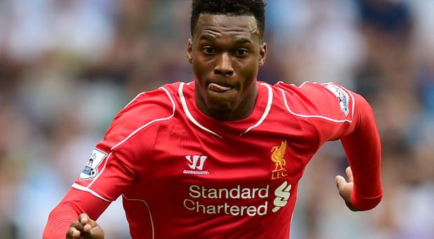 Injury misery: Daniel Sturridge will now miss the rest of the year after a setback during his recovery from a thigh issue