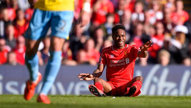 I want to break free: Liverpool ace Raheem Sterling says he wants to quit