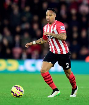 Liverpool's new signing Nathaniel Clyne