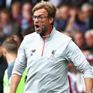 High standards: Jurgen Klopp says his players need to 'stay greedy' and replicate the sort of football that cut champions Leicester to shreds against Chelsea