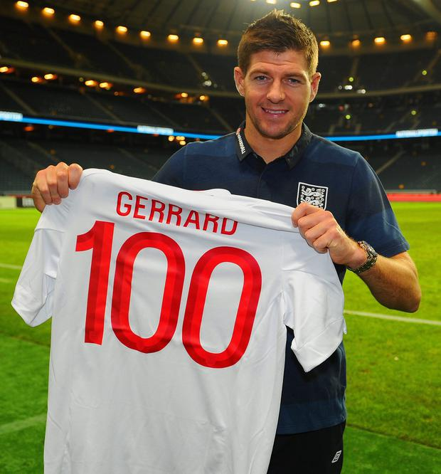 Steven Gerrard's swansong with LA Galaxy in the United States
